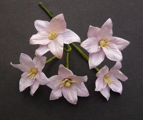 Лилии из бумаги своими руками скрапбукинг 28
