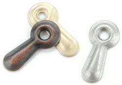 Набор металлических анкеров для скрапбукинга