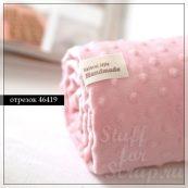 отрезок ткани велюр Корея для скрапбукинга