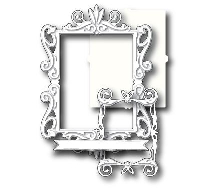 "Ножи Memory Box ""Victorian Frame Set"""