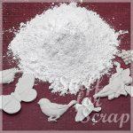 Акриловый гипс ES-Ceramica (белый) 200 г.