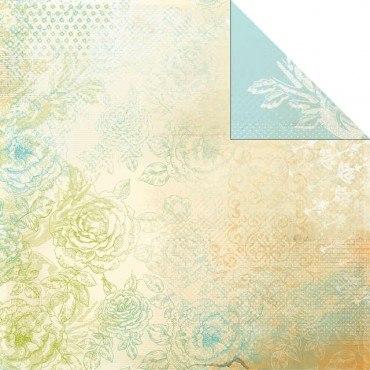 Бумага для скрапбукинга из коллекции Devonshire