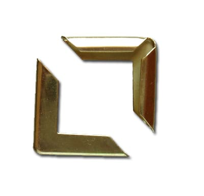 Уголки металлические декоративные
