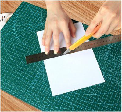 Самовосстанавливающийся коврик мат для резки