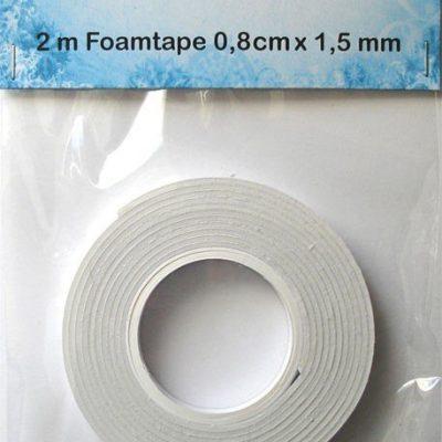 Двусторонняя объемная клейкая лента 1,5 мм