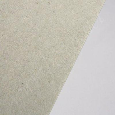 Переплетный картон 1,2 мм 25х30 см, серый, Luxline