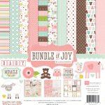 Набор бумаги Echo Park серии Bundle Of Joy Girl 30х30 см