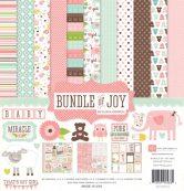 Набор бумаги для скрапбукинга Echo Park серии Bundle Of Joy Girl