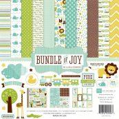 Набор бумаги для скрапбукинга Echo Park серии Bundle Of Joy Boy