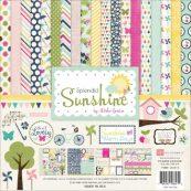Набор бумаги для скрапбукинга Echo Park серии Splendid Sunshine