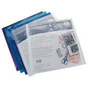 Конверты (холдеры) для хранения бумаги для скрапбукинга 30,5 см.