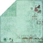Бумага из коллекции Rustic (FabScraps) 30х30 см
