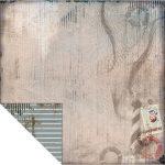 Бумага из коллекции Summer (FabScraps) 30х30 см