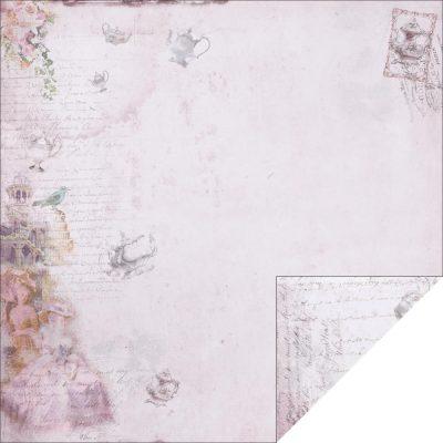 Бумага из коллекции Marie Antoinette (FabScraps) 30х30 см