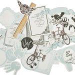 Набор бумажной вырубки (высечки) для скрапбукинга отKaisercraft