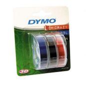 сменные ленты к механическому ленточному принтеру DYMO черные
