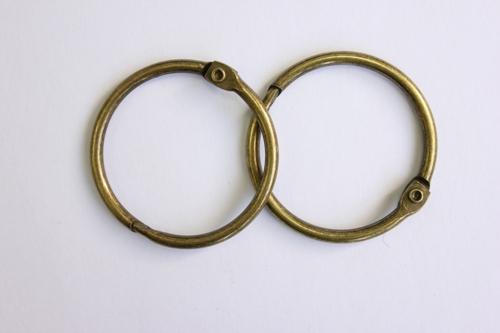 кольца для альбомов для скрапбукинга