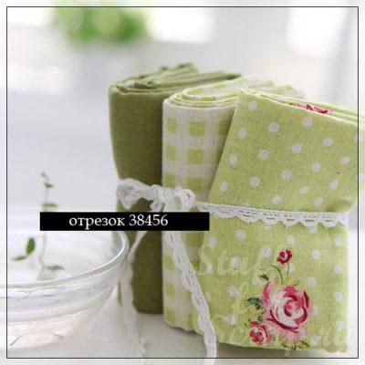 Набор тканей для печворка Корея для скрапбукинга