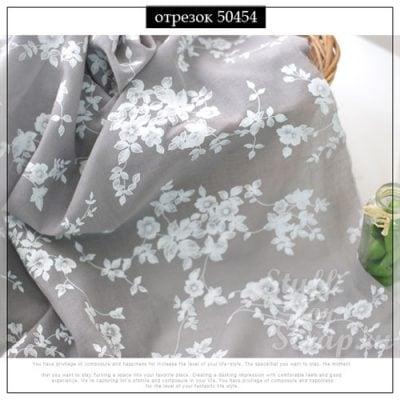 отрезок ткани хлопок Корея для скрапбукинга