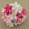 Лилии розовый микс, 3,75 см, 5 шт.