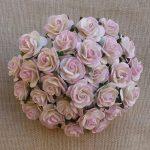 Розочки 10 мм, нежно-розовый 10 шт.