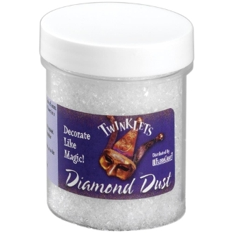 Блестки Twinklets Diamond Dust (Floracraft) 3 oz (85 гр.)