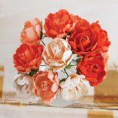 Бумажные цветы Prima Flowers для скрапбукинга