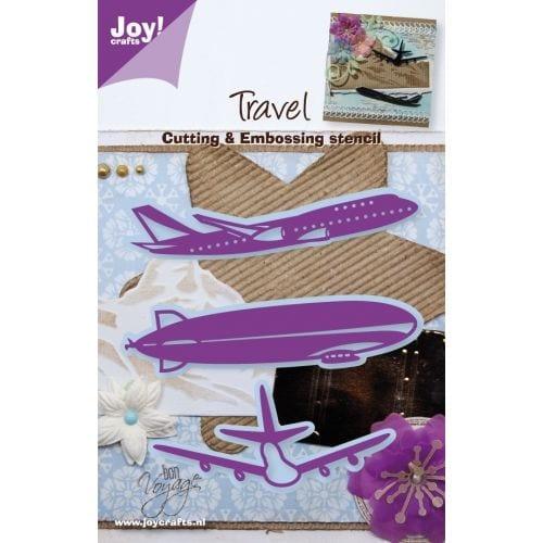 Ножи для скрапбукинга от Joy Crafts