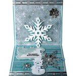 """Нож Joy """"Рождественская снежинка"""", для открытки"""