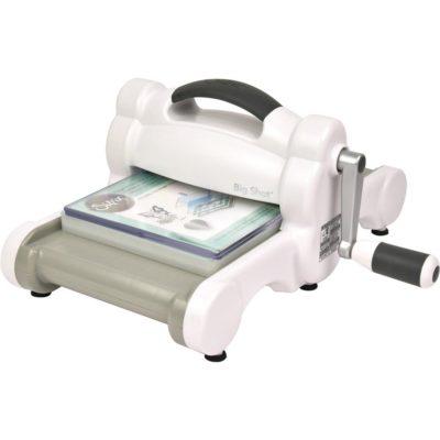 Машинка для вырубки и тиснения  Sizzix Big Shot Machine