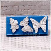 Три экзотические бабочки (2) копия
