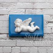 Силиконовые формы и молды для скрапбукинга, мастики и мыла ангелочки и ангелы