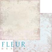 Бумага для скрапбукинга по листу от Fleur design