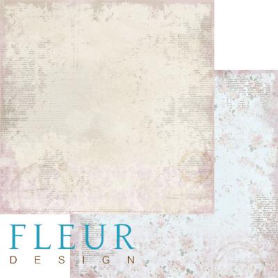 """Лист бумаги """"Зарождение"""", коллекция """"Воспоминания"""", 30х30 см (Fleur design)"""