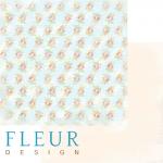 """Лист бумаги """"Простор"""", коллекция """"Мальчики"""", 30х30 см (Fleur design)"""