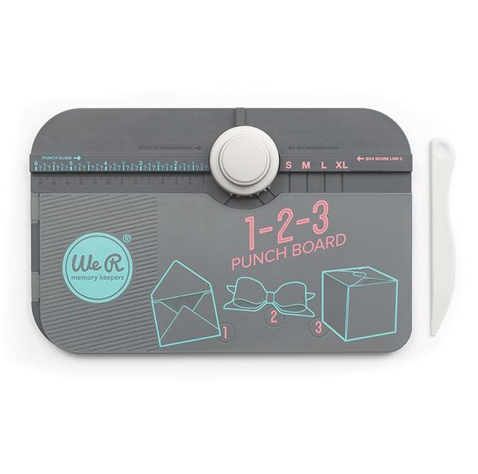 доска для создания конвертов, коробочек и бантов для скрапбукинга от We R Memory Keepers