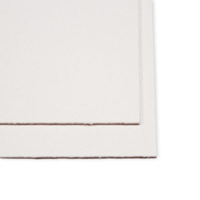 Пивной картон 1,2 мм 15х15 см, белый.