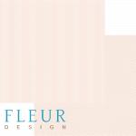 """Лист бумаги """"Абрикосовый"""", коллекция """"Чисто и просто Базовая"""" (Fleur design), 30х30 см"""