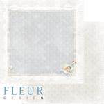 """Лист бумаги """"Мой мальчик"""", коллекция """"Наш малыш Мальчик"""" (Fleur design), 30х30 см"""