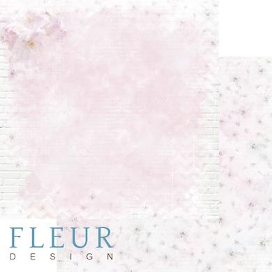 """Лист бумаги """"Счастливый день"""", коллекция """"Мой день"""" (Fleur design), 30х30 см"""