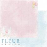 """Лист бумаги """"Любовь повсюду"""", коллекция """"Полет души"""" (Fleur design), 30х30 см"""