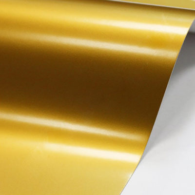 """Дизайнерская бумага """"Хромолюкс Металлик"""", золото, 30х30 см, 250 г/м2."""