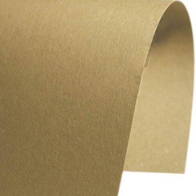 """Дизайнерская бумага """"Материка"""",  цвет крафт, 30х30, 250 г/м2."""