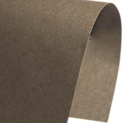 "Дизайнерская бумага ""Материка"",  цвет смола, 30х30, 250 г/м2."