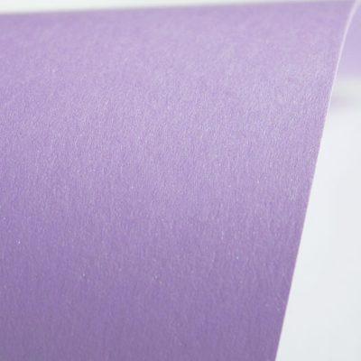 """Дизайнерская бумага """"Сияние"""" с перламутром, цвет светло-фиолетовый, 30х30 см, 290 г/м2."""