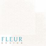"""Лист бумаги """"Узоры Персик"""", коллекция """"Романтика"""" (Fleur design), 30х30 см"""