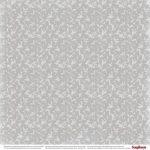 """Лист бумаги """"Северный олень"""", колекция """"Зимняя Сказка"""" (ScrapBerry's), 30х30 см"""