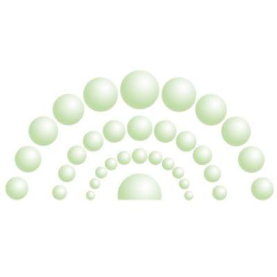 Жидкий жемчуг Зеленый (ScrapBerry's), 20 мл.