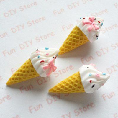Кукольное мороженое, 4 см, 1 шт.