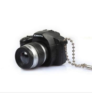 Кукольный фотоаппарат, черный, 3 см, 1 шт.